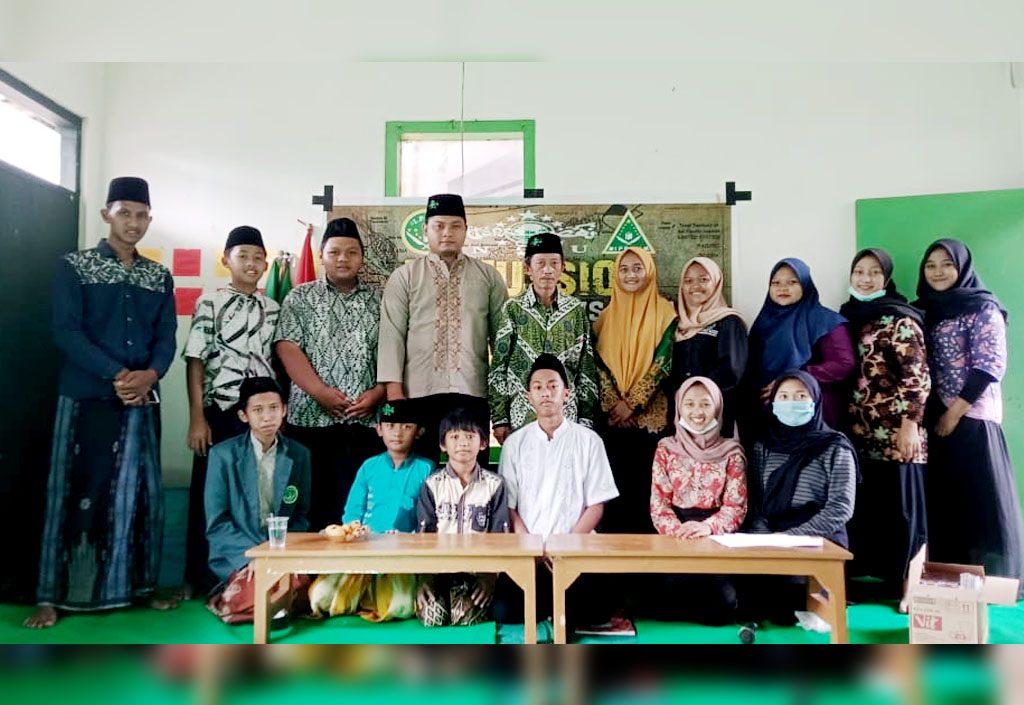 Diskusi Islam Nusantara PR IPNU IPPNU Karangkates