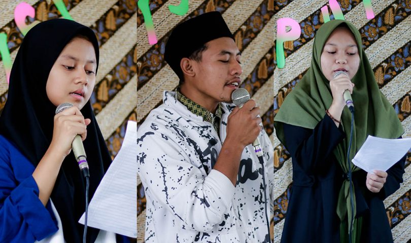 Lomba Baca Puisi Pesantren Rakyat, Show Off Bakat dan Karya Orisinil Santri