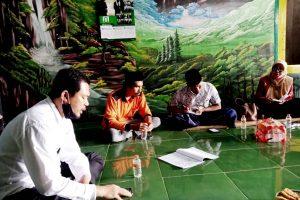 Rapat Kepala Lembaga Pesantren Rakyat Bahas Pembelajaran Semester Genap