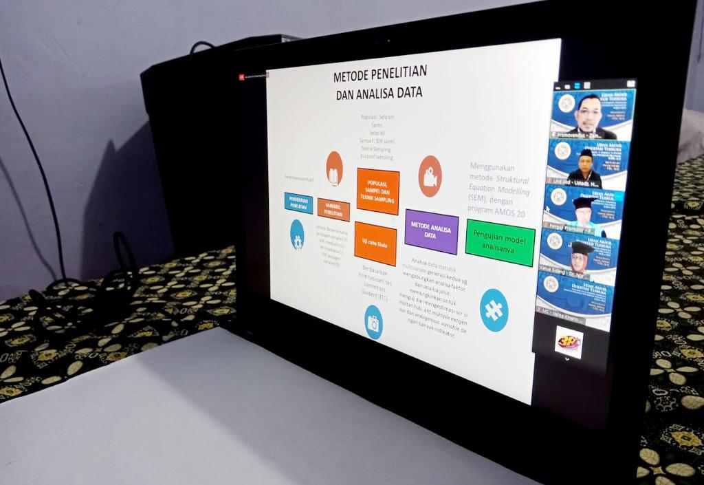 Slide Ujian Terbuka Promosi Doktor Zainal Abidin UNAIR Surabaya