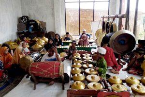 Kelas Musik Pesantren Rakyat Lahirkan Generasi Cinta Seni Budaya Indonesia