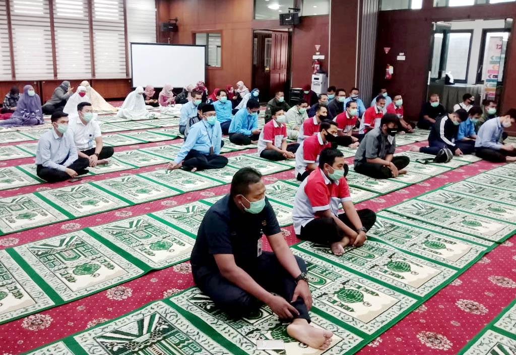 Pegawai Bank Indonesia Malang Mengikuti Kajian Agama Kyai Sableng