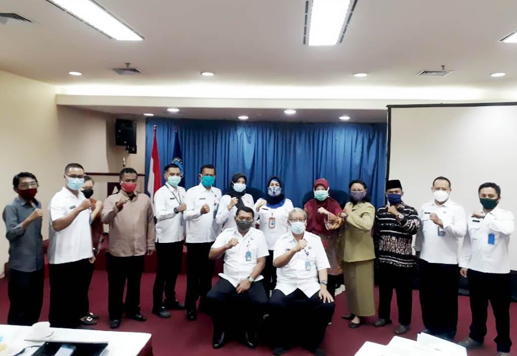 Pesantren Rakyat Ikuti Sosialiasi Lembaga Rehabilitasi BNNP Jatim