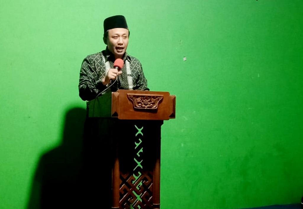 Kyai Abdullah SAM Memberikan Motivasi PSR 2021